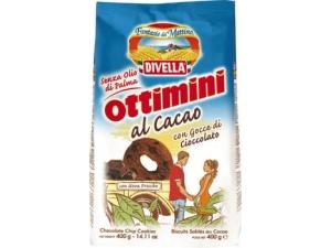 Divella ottimini biscotti • classici • integrali  • riso e mais • cacao magro gr 400