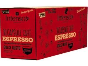 Intenso capsule caffè forte pz 30 • compatibili dolcegusto • compatibili a modo mio