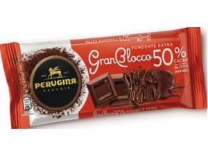 Perugina Gran Blocco • Fondente 50 % • Fondente 70%  •Latte Gr 150