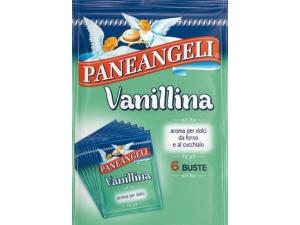 Paneangeli  vanillina aroma per dolci  6 buste gr 18