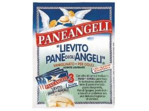Paneangeli  lievito vaniglinato 3 buste gr 48