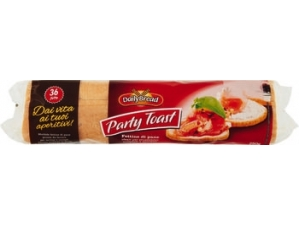 Dailybread party toast gr 250