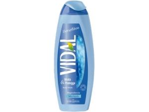 Vidal  doccia schiuma  varie profumazioni ml 250
