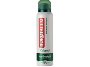 Borotalco deodorante vari tipi • spray ml 150 • roll on ml 50