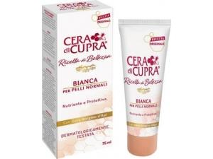 Cera di cupra   crema viso  • rosa • bianca ml 75