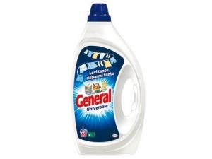 General detersivo liquido lavatrice •classico •color 40 lavaggi