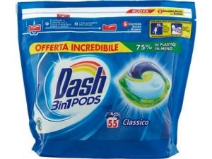 Dash 3 in 1 pods - pz 55 • classico •salva colore