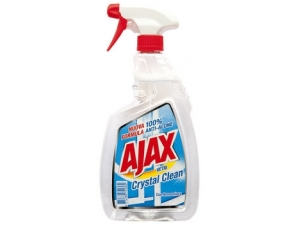 Ajax spray ml 750 • vetri  • sgrassatore con candeggina