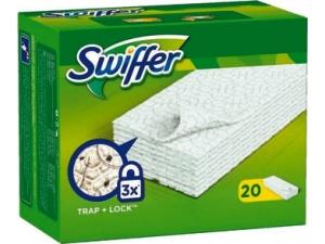 Swiffer  panni  cattura polvere pz 20