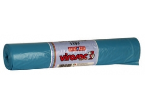 Virosac  sacco per raccolta differenziata  vari colori cm 70 x 110 - pz 10