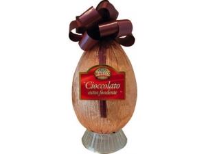 M. greco  uovo di cioccolato stagnolato  • latte • fondente  gr 300
