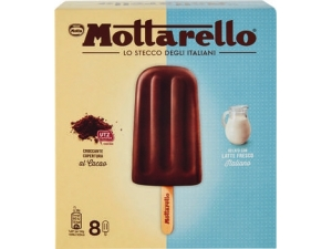 Motta mottarello 8 gelati  gr 384