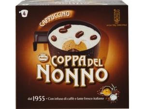 Motta  coppa del nonno • classica gr 288 • cappuccino gr 300