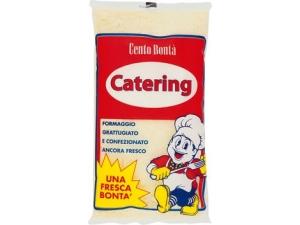 Cento bontà catering formaggio  grattugiato fresco kg 1