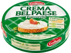 Galbani crema bel paese  8 formaggini gr 175