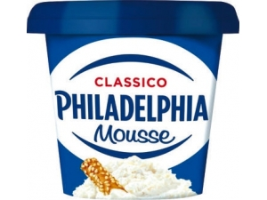 Philadelphia mousse  • classico • noci gr 130