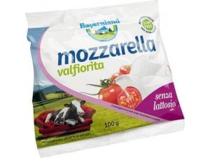 Bayernland valfiorita bocconcino mozzarella senza lattosio gr 100