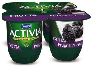 Danone activia   yogurt vari gusti   gr 125 x 4