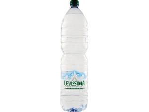 Levissima  acqua minerale naturale  lt 1,5