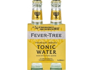 Fever-tree  premium indian tonic water  cl 20 x 4