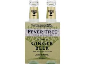 Fever-tree ginger beer cl 20 x 4
