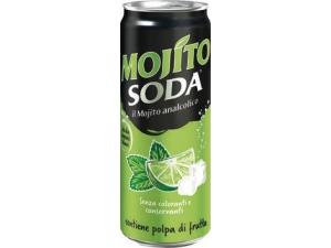 Mojito soda  cl 33