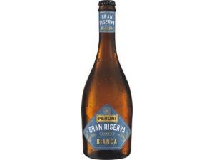 Peroni  birra gran riserva • rossa • puro malto • doppio malto • bianca cl 50
