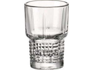 Bormioli bartender bicchiere novecento shot pz 6