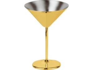 Paderno coppa martini inox oro ml 240