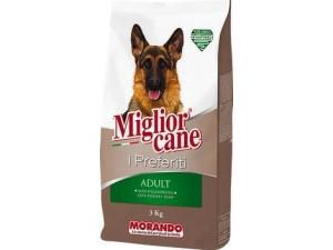 Miglior cane i preferiti crocchette per cane - kg 3 adult pollo e riso
