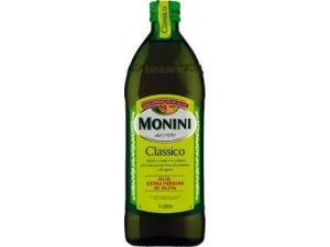 Monini  olio extra vergine  di oliva • classico • delicato lt 1