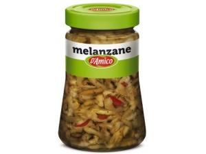 D'amico filetti di melanzane gr 460