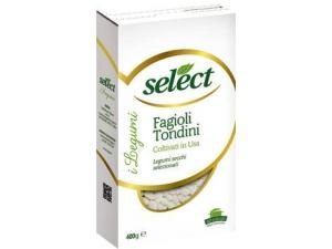 Select  fagioli tondini gr 400
