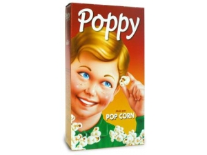 Select poppy  mais per pop corn  gr 250