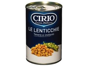 Cirio  le lenticchie  gr 410