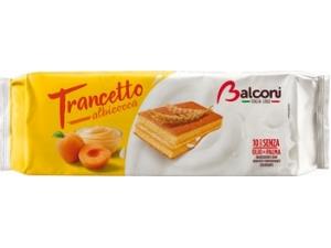 Balconi trancetto • cacao • albicocca gr 280