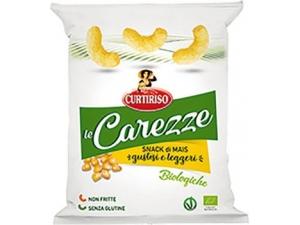 Curtiriso le carezze bio snack di mais gr 30