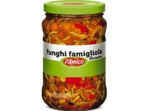 D'AMICO   FUNGHI FAMIGLIOLA alla contadina  KG 1,55