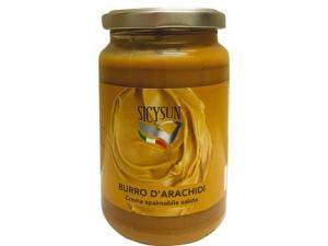 Sicysun burro di arachidi gr 350