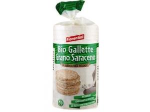 Fiorentini bio gallette con grano saraceno gr 100