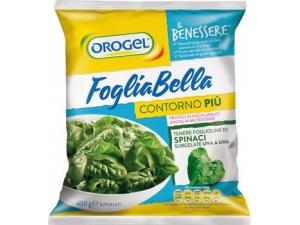 Orogel   Spinaci Foglia Bella  gr 450