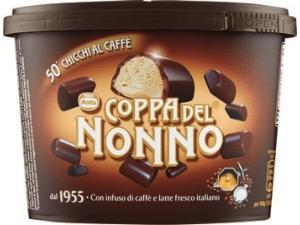 Motta  coppa del nonno chicchi di caffè gr 229