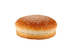 Panino jumbo bum per hamburger   con sesamo gr 74 X PZ 30
