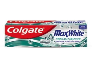 Colgate dentifricio  • max white • max fresh ml 75
