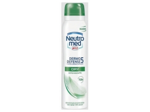 Neutro med  deodorante  dermo defense 5 dry ml 150