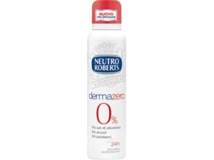 Neutro roberts deodorante • spray vari tipi ml 150 • roll on fresco ml 50