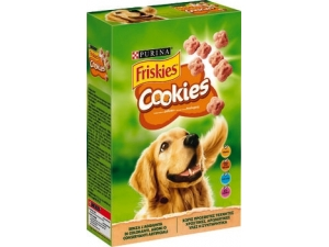 Friskies biscotti per cane • deli mix • cookies • mini rings gr 500