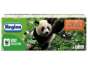 Regina fazzoletti wwf 10 pacchetti
