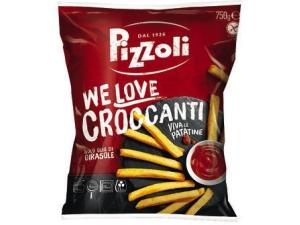 Pizzoli  patatine we love croccanti gr 750