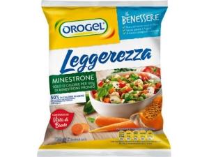 Orogel  minestrone leggerezza  gr 750